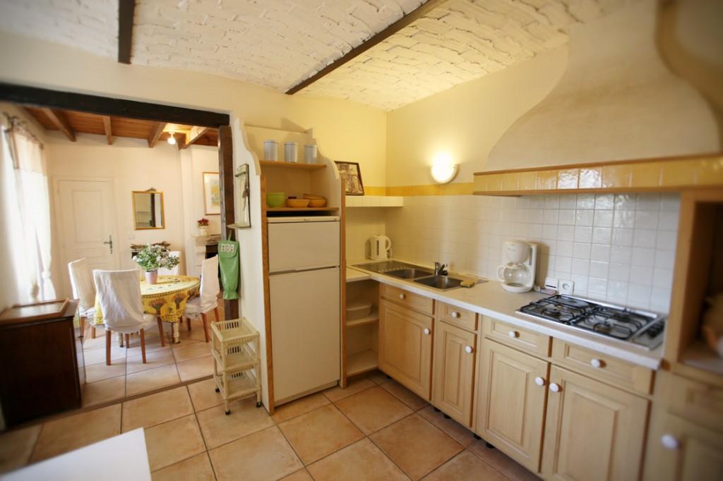 Marius - cuisinet et salon