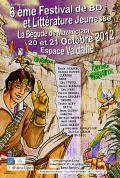 Festival BD La Bégude de Mazenc Lou Pataclet