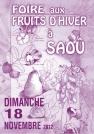 FOIRE AUX FRUIS D'HIVER : SAOU