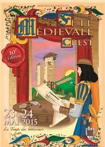 Fête Médiévale: 23-24 Mai 2015