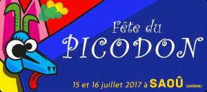 FETE DU PICODON: 15 et 16 juillet 2017